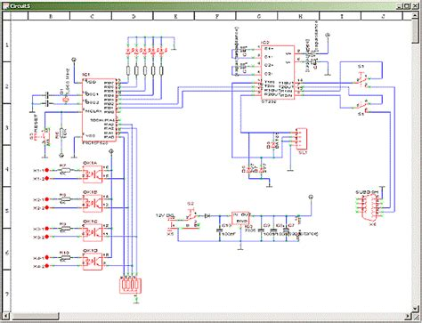 pcb design tutorial using eagle eagle schematic exle using eagle schematic learn