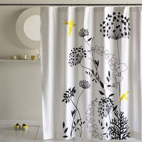 funky designer shower curtains cool shower curtains
