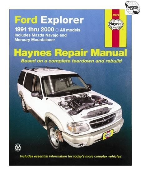 service manual free 1999 ford explorer repair manual ford explorer repair manual ebay