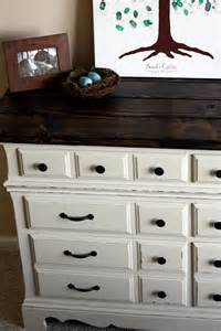 diy dresser with rustic wooden top 183 how to make a