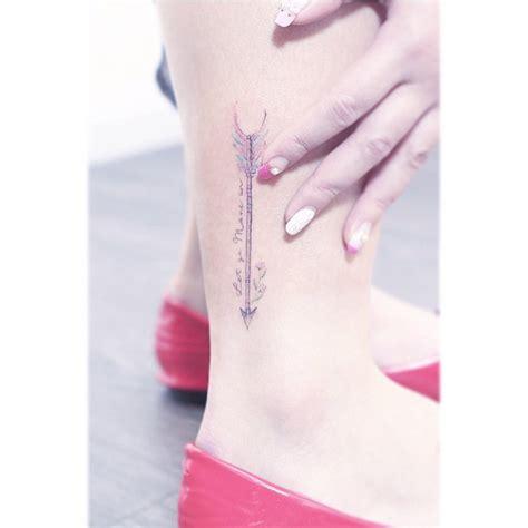 soft tattoo designs soft colourful arrow best ideas gallery
