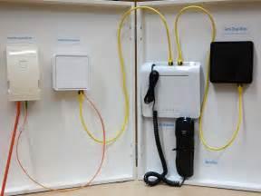 glasfaserkabel verlegen im haus anschlusskomponenten birnstiel edv kommunikation