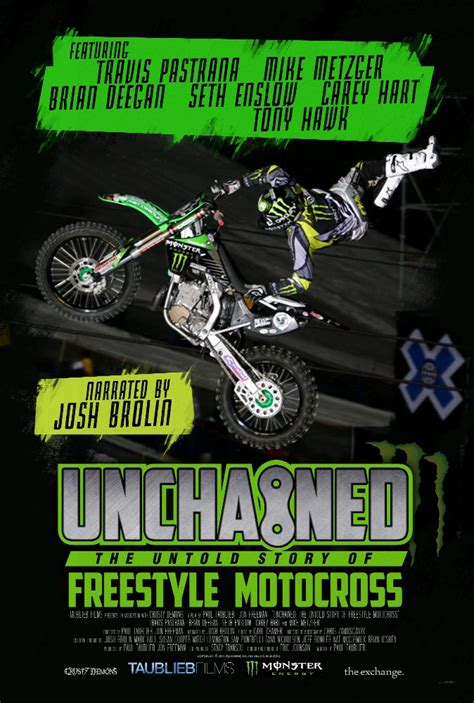 freestyle motocross movies unchained the untold story of freestyle motocross 2016