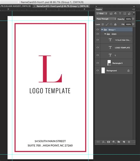 premade templates premade business card template name card template