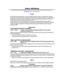 Make Your Resume by Free Exles Of Resumes Berathen