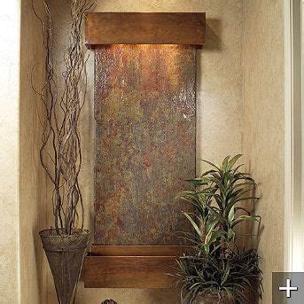 waterfall wall deco images indoor