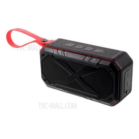 Original Sony Portable Waterproof Bass Bluetooth Speaker w king s18 portable ipx7 waterproof outdoor speaker mega