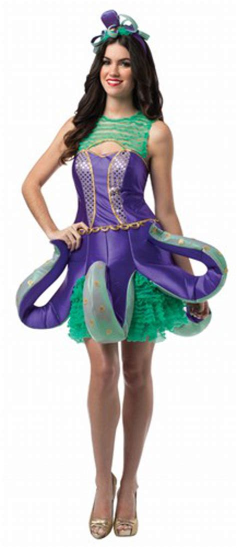 Estrella Dress4 ornate octopus costume dress octopus costumes