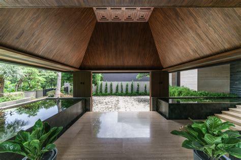 desain rumah modern tropis  sejuk  inspirasinya casaindonesiacom