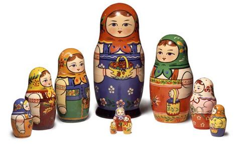 types of dolls types of russian nesting dolls