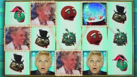 Ellen Degeneres 12 Days Of Giveaways Facebook - the ellen degeneres show slots featuring 12 days of giveaways video slots by igt