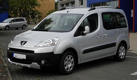 peugeot expert 2010 2010 peugeot expert ii tepee pictures information and