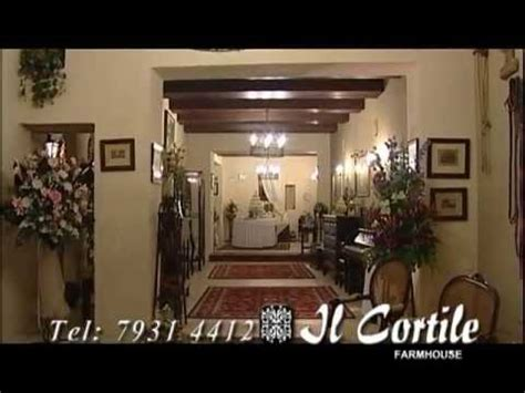 il cortile farmhouse 2013