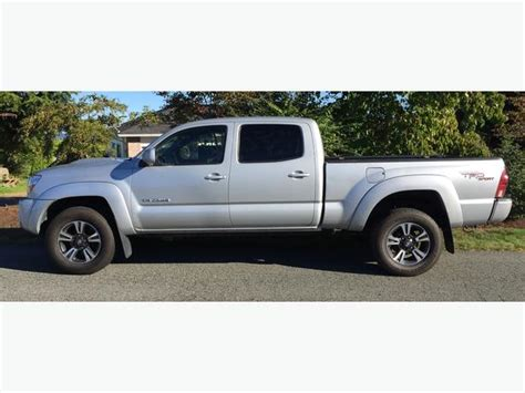Toyota Tacoma 4 Door 4x4 2005 Toyota Tacoma 4x4 Trd Four Door Cobble Hill Cowichan