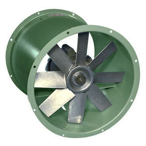 tube axial exhaust fan spray booth canarm dda direct drive tube axial duct fans