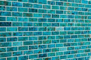 Mexican Tile Kitchen Backsplash bold turquoise turquoise stone tile color trends 2010
