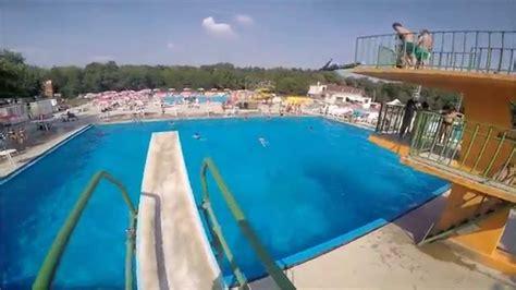 piscina il gabbiano piscine al gabbiano by gopro 4