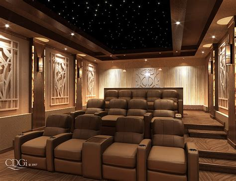 quot prominence quot theater design home theater interior design