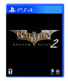 batman arkham asylum 2 ps4 box art playstation 4 box art
