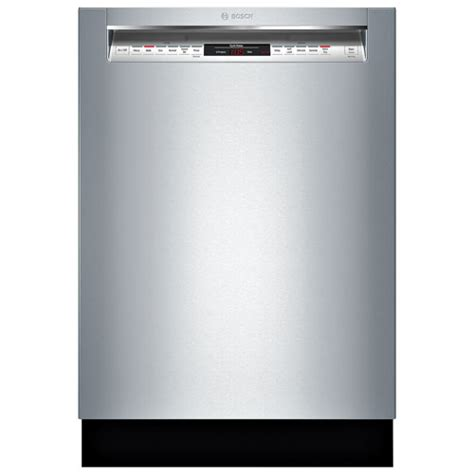 Bosch Dishwasher With Third Rack by Bosch 800 Series 24 Quot 42db Built In Dishwasher With
