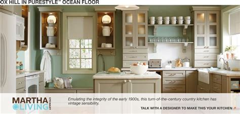 martha stewart kitchen cabinets purestyle ox hill in quot purestyle ocean floor quot by martha stewart