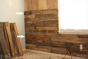 wood wall ideas a great idea of pallet wood wall pallet furniture plans