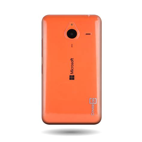 Transparant Hardcase Microsoft Lumia 640 Xl clear thin cover transparent shield for microsoft lumia 640 xl ebay
