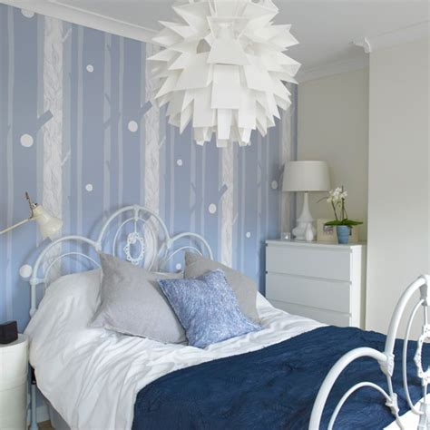Bedroom Design Ideas Blue And White Blue And White Bedroom Housetohome Co Uk