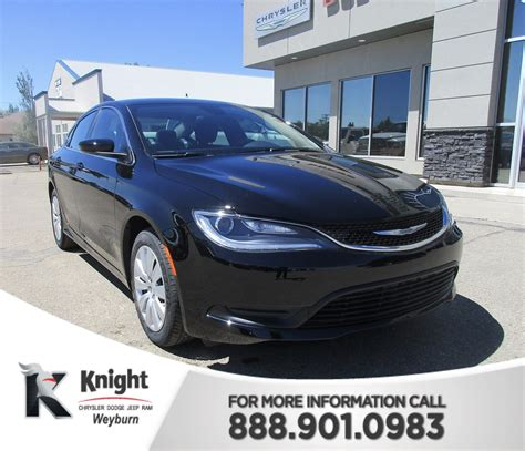 Chrysler Used Car Warranty by Pre Owned 2016 Chrysler 200 Lx Keyless Enter N Go Factory