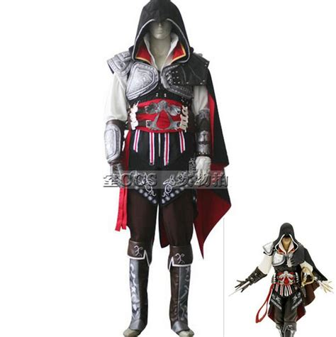 Sweater Anime Assassins Creed 4 Sweater Wg Asc 03 anime play clothing prop assassin s creed ii ezio costume suit