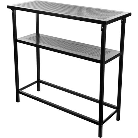 Walmart Bar Table by Deluxe Metal Portable Bar Table With Carrying