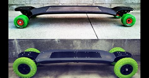 14 Mph Cooler Can Speed Away With Your Drinks by Carvon Electric Skateboards Up The Ante With Awd And 35