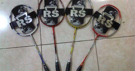 Raket Rs Power Shaft info daftar harga raket rs terbaru dan terlengkap