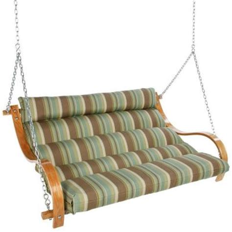swing cushions home depot miramar double cushion hammock swing discontinued c56060x