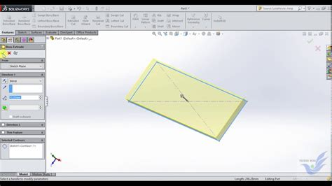 solidworks tutorial in hindi solidworks 2014 training series tutorial 1 of 50 hindi
