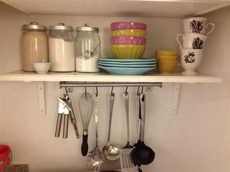 Diy Small Kitchen Ideas | claire crisp diy small kitchen organizing ideas