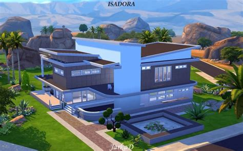 Dining Room To Office villa isadora at jarkad sims 4 blog 187 sims 4 updates