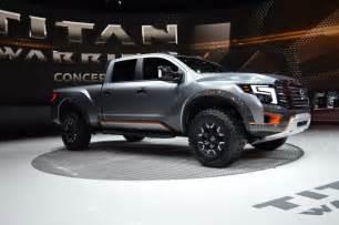 Nissan Titan 2016 2016 Nissan Titan Warrior Concept Picture 661607 Truck