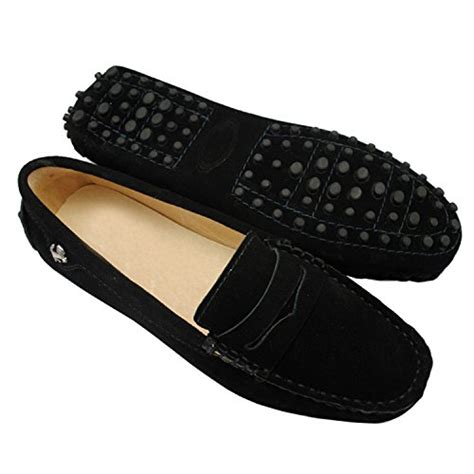 womens driving shoes loafers minitoo womens casual comfortable suede leather driving
