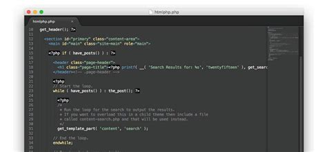 10 beautiful free themes for sublime text 10 beautiful free themes for sublime text wordpress
