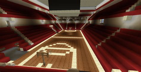 Mba Courthouse by Mba Minecraft Ballers Association Basketball Court