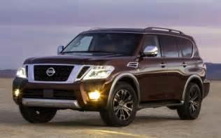 How Many Will A Nissan Armada Last Lastcarnews Official 2017 Nissan Armada
