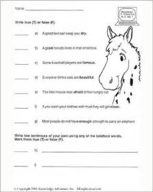 collections of free 2nd grade reading comprehension