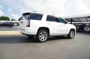 Chevrolet Yukon For Sale 2016 Gmc Yukon Denali For Sale In Weatherford Tx
