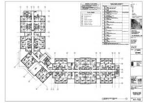 Floor Plan Of Building Housing Wendell Hill