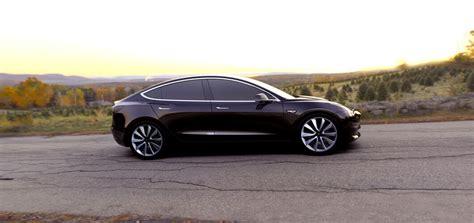 New Tesla Models Model 3 Tesla