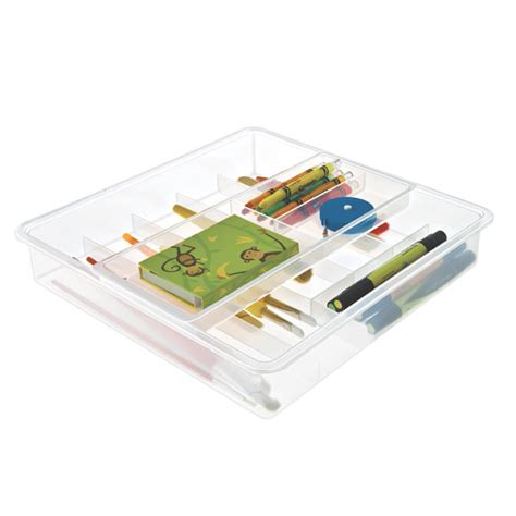 Sliding Drawer Organizer sliding drawer organizers the container store