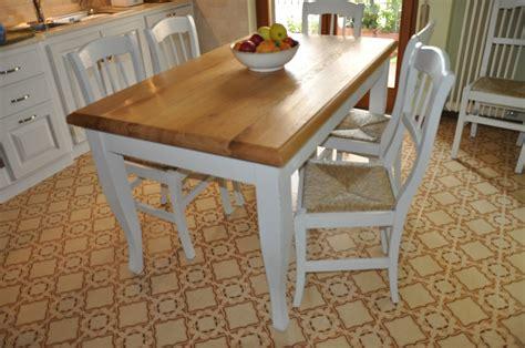 Country Dining Room Tables tavoli in legno su misura fadini mobili cerea verona