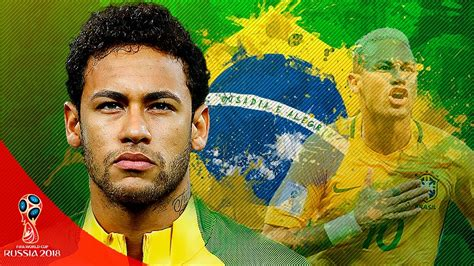 neymar jr welcome to the world cup 2018 skills