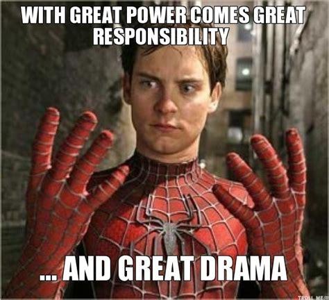 Spiderman Movie Meme - ces cru peter parker lyrics genius lyrics